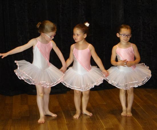 Eveil danse 4-5 ans